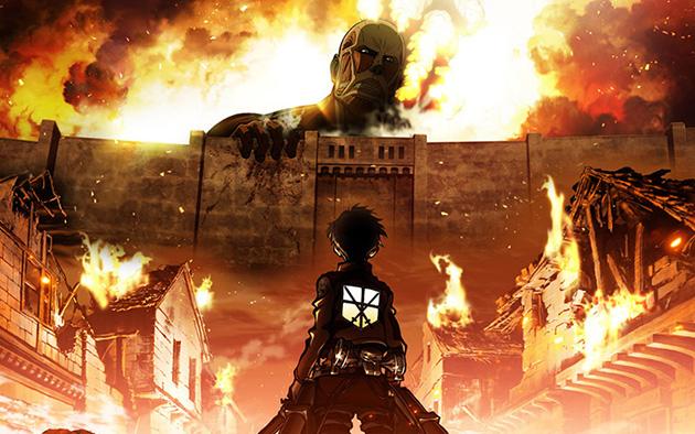 get attack on titan