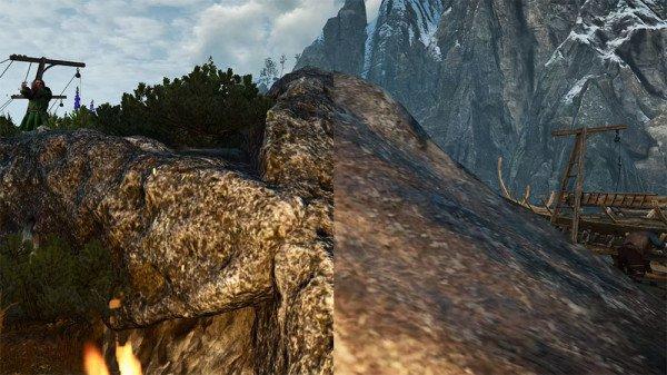 witcher 3 texture mods