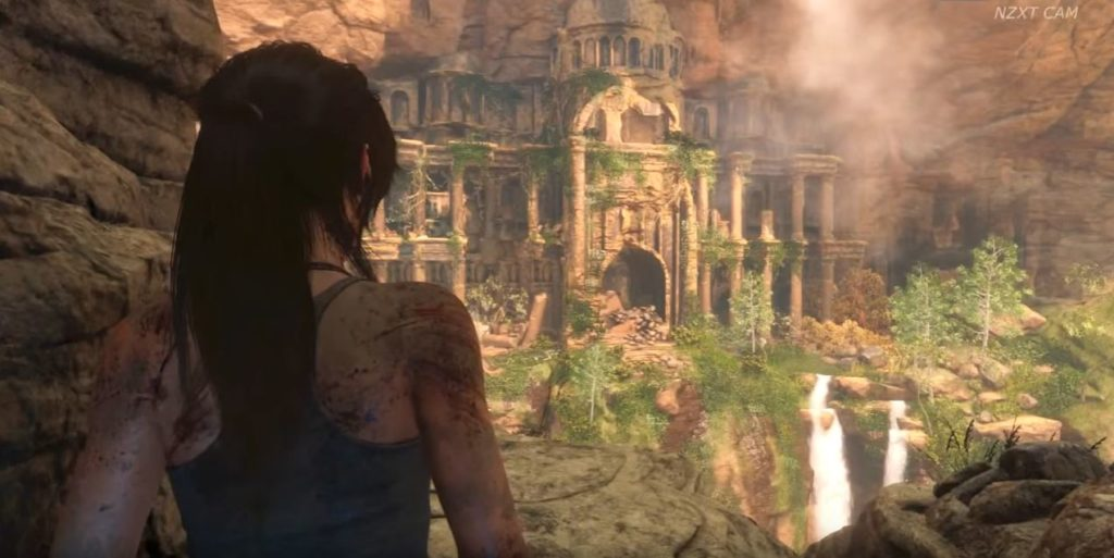 rise of the tomb raider graphics