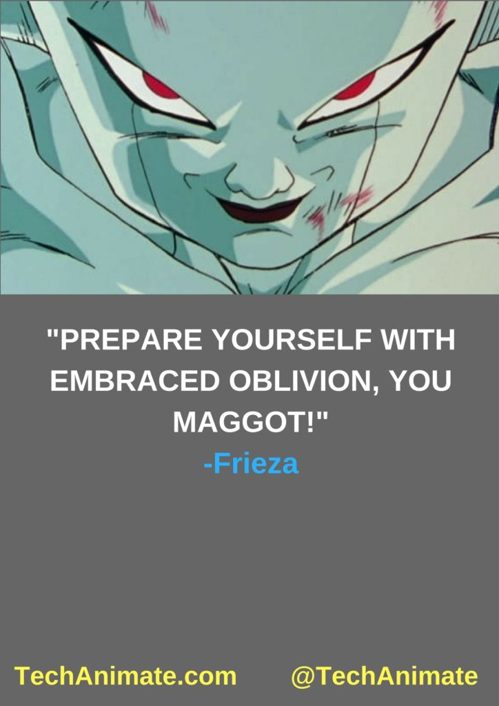 PREPARE YOURSELF WITH EMBRACED OBLIVION, YOU MAGGOT!