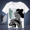 Attack On Titan Levi Shirt