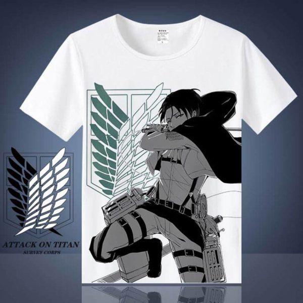 Attack On Titan Levi Shirt
