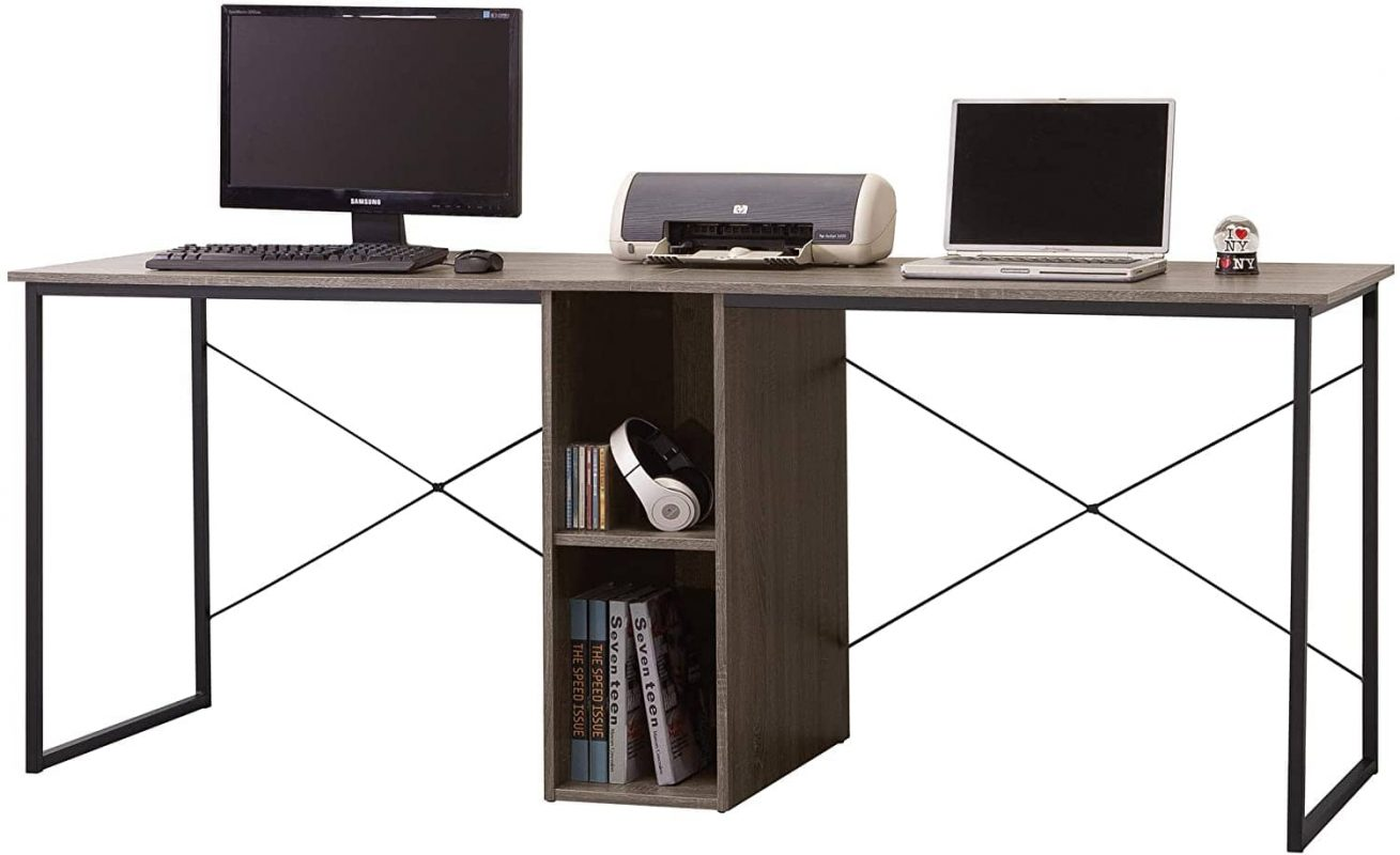 Soges Large Dual Desk
