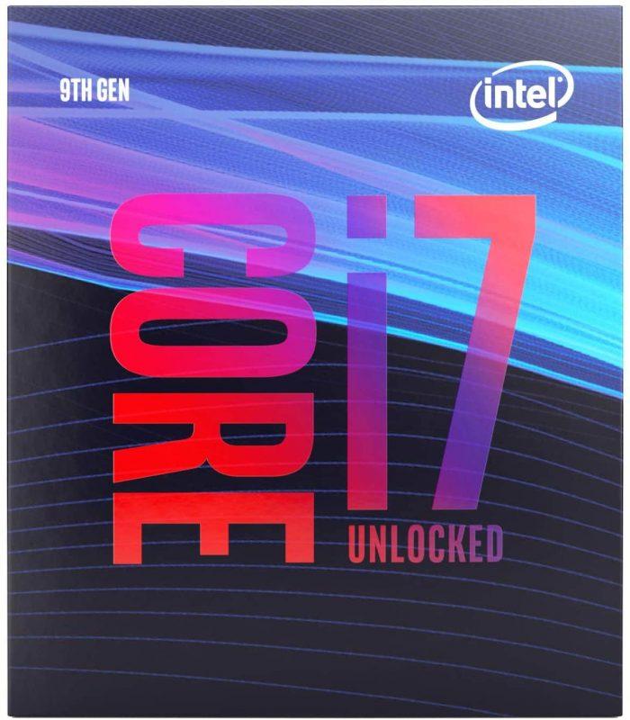 Intel Core i7-9700K