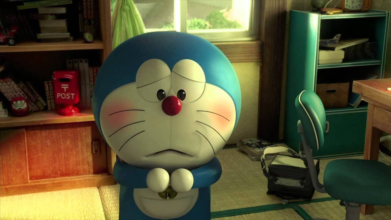 Stand by Me Doraemon!