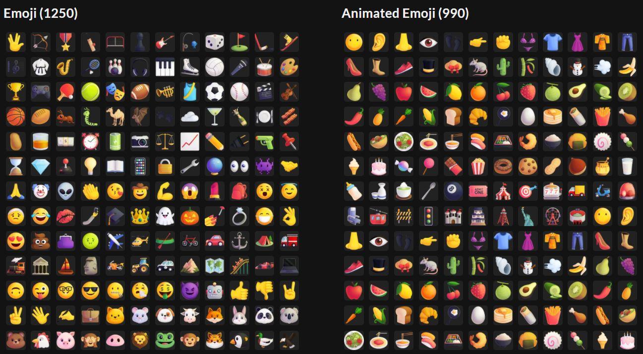 best emoji discord server